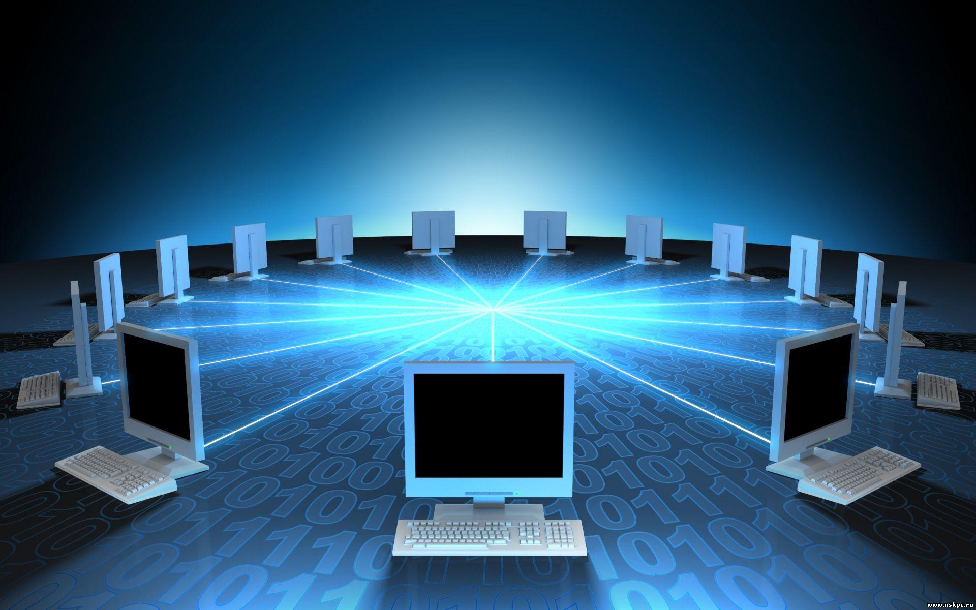 Картинка на виртуальном рабочем столе
